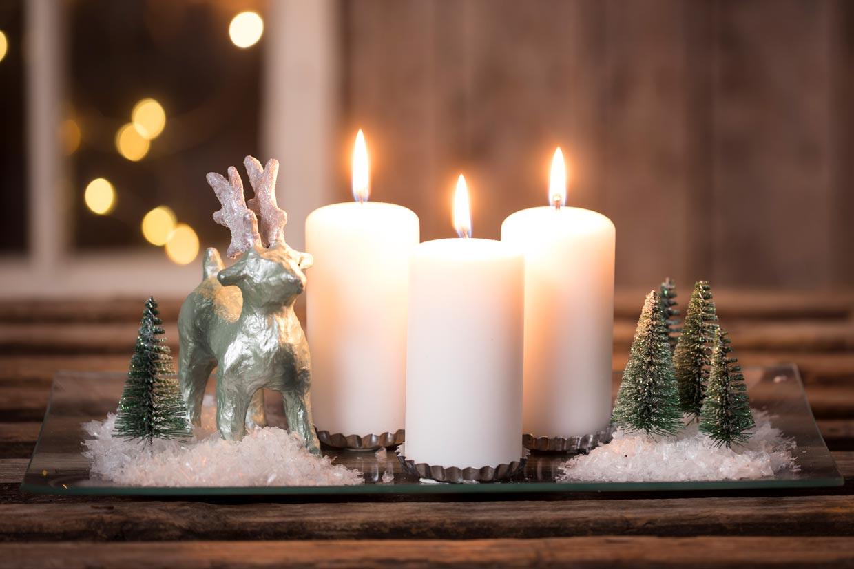 juledekorationer jul