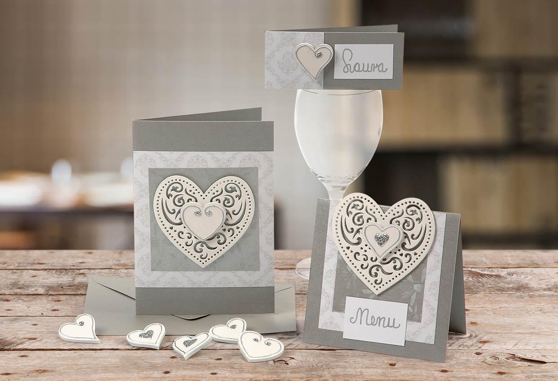 Konfirmationsinbjudan: Inspiration till inbjudnigskort i romantisk design