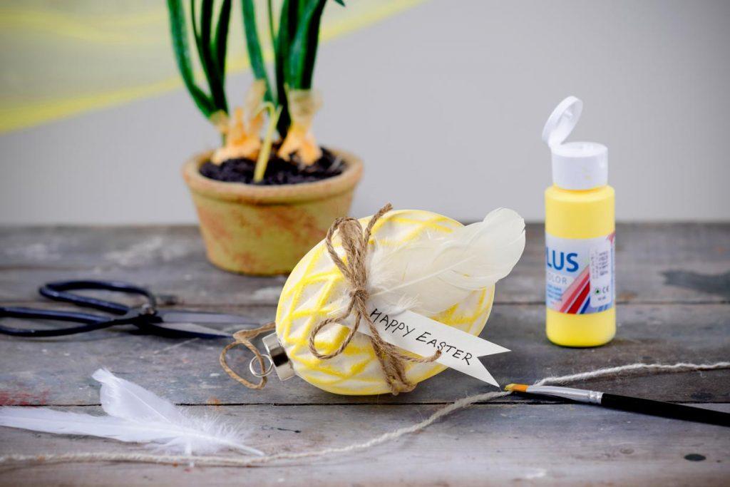 Påskägg: Keramikägg till påsk