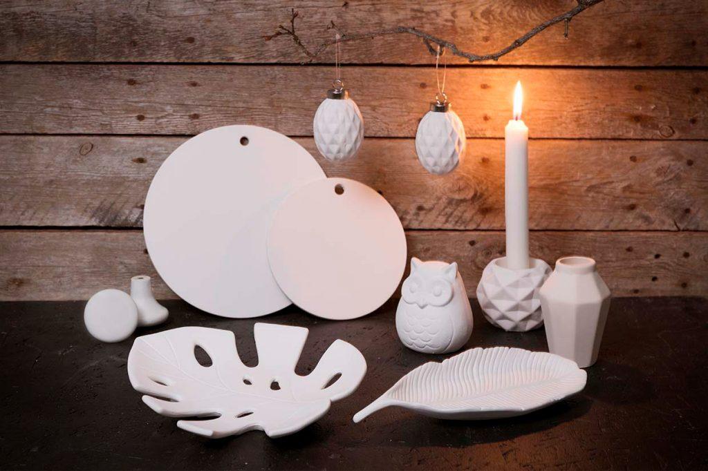 Dekoration: Terrakotta / keramik til dekoration