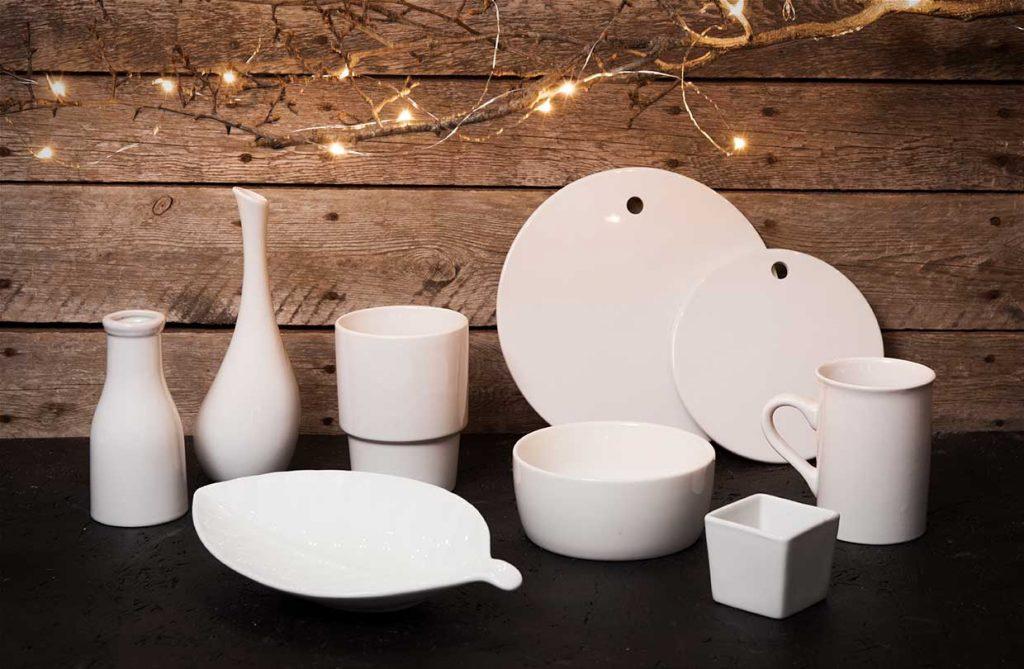 Dekoration: Porcelæn til porcelænsdekoration