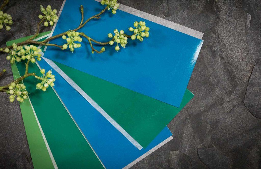 Dekoration: Prøv Color Dekor folie til din dekoration