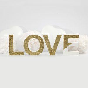 Bryllupspynt: Love, kærlighed