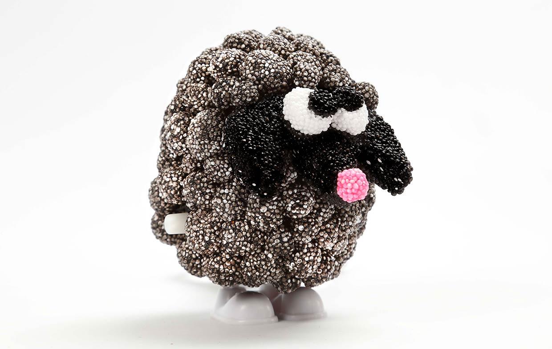 Foam Clay: Det sorte får som bevegelig figur