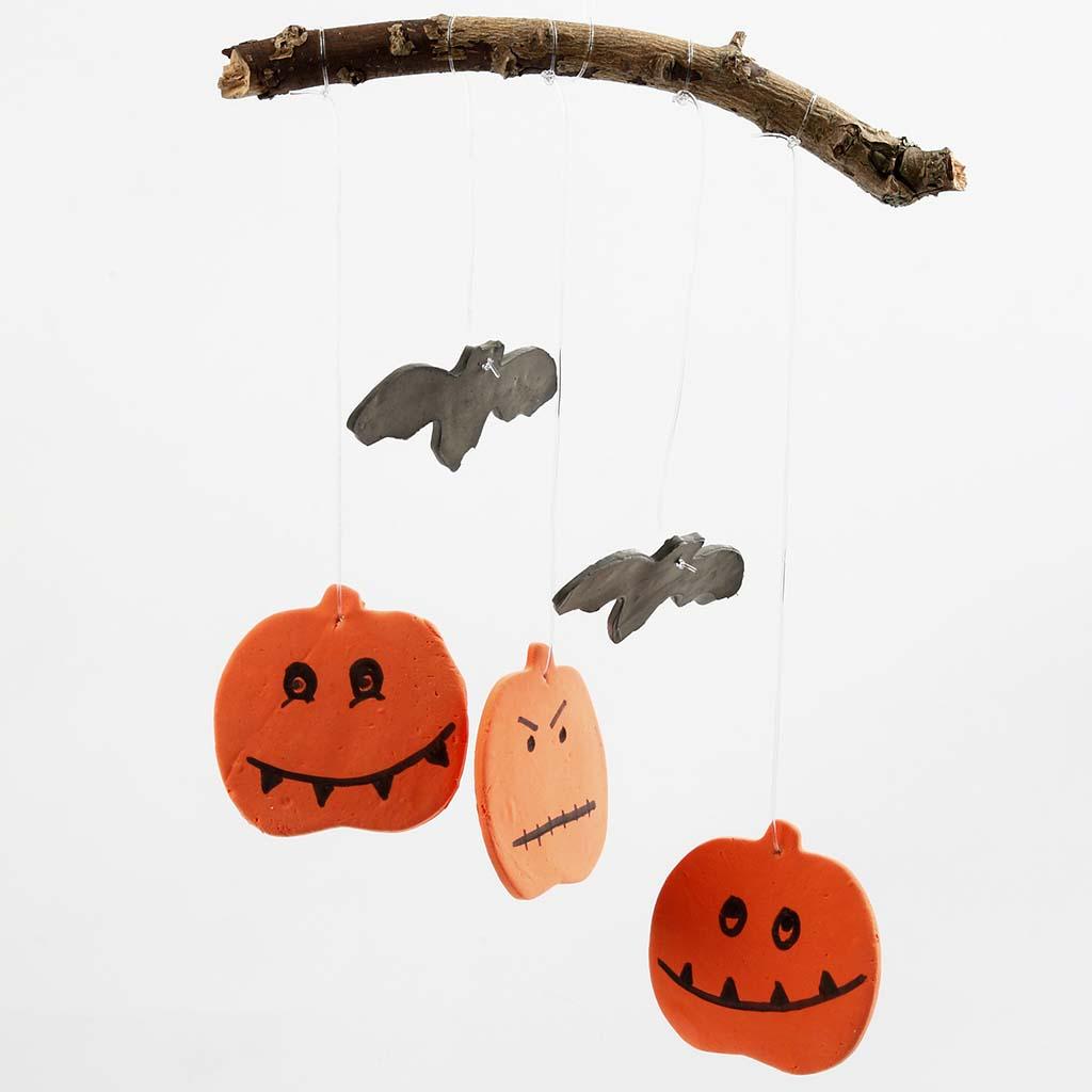Halloween græskar til børn