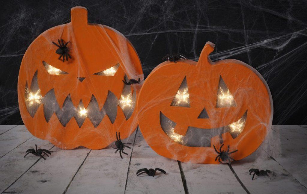 Halloween græskar græskarlygter inspiration