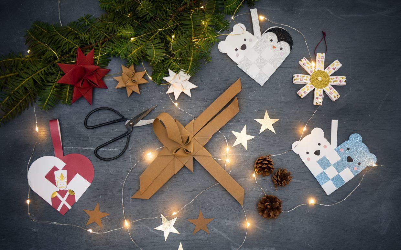 ideer til hjemmelavet julepynt