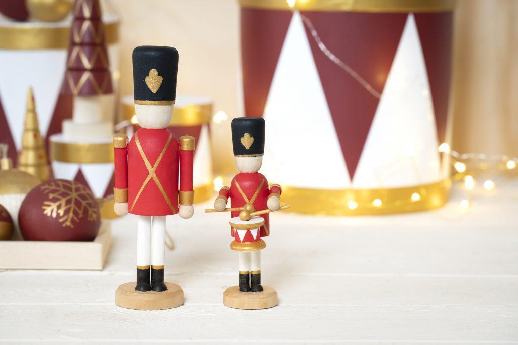 Hemmagjorda juldekorationer till din jul 2018