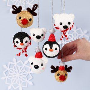 Hjemmelavet julepynt til din jul 2018