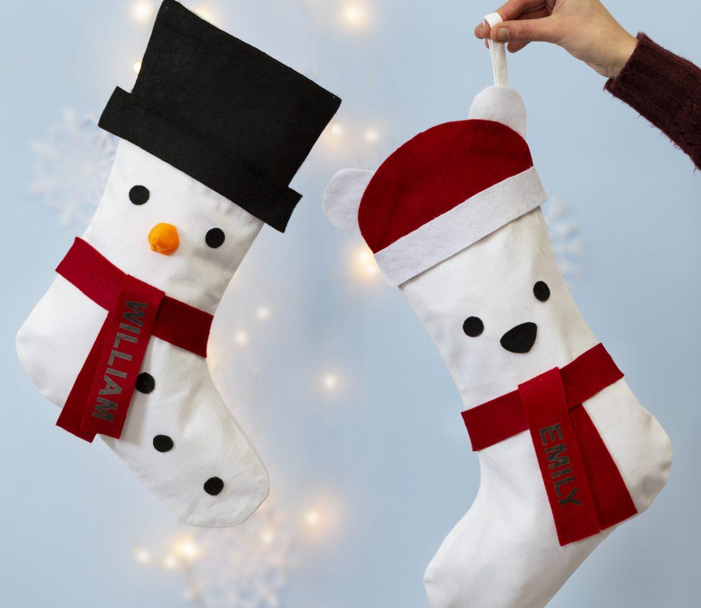 e907b2a906f Pakkekalender til jul - kreativ indpakning af kalendergaver. Julesok ...
