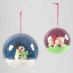 julehygge kreative idéer til hjemmelavet julepynt for hele familien
