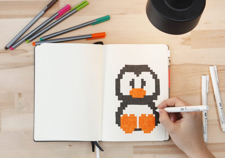 Bullet journal og planner - kreative idéer til din kreative kalender