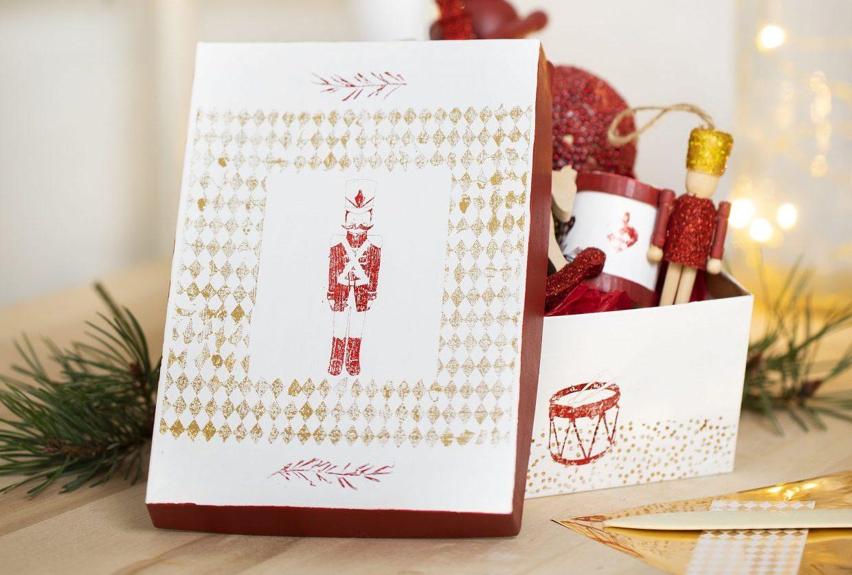 DIY julepynt med nye kreative teknikker til dit hjemmelavede julepynt