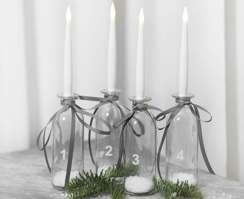 juledekorationer til jul med hjemmelavet julepynt