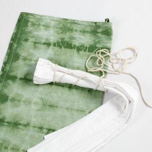 Vær kreativ med batik (tie dye) og tekstildekoration